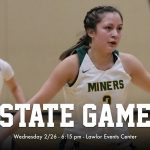 Girls Basketball in 4A State Championship Tournament – Wednesday 2/26