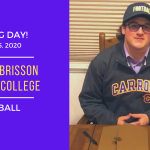 Tommy Brisson to Play for Carroll College