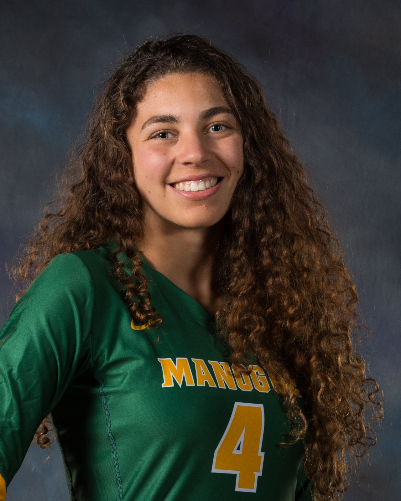 Harper Named Gatorade Nevada Volleyball Player of the Year