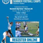 Detroit Lions Summer Football Mini-Camp Coming This Summer – Register Now!
