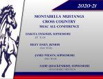 Announcing Montabella Cross Country MSAC All-Conference