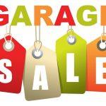 Athletic Department Garage Sale