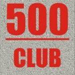 500 Club Winners