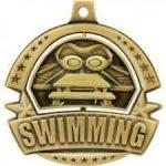 Girls Swimmers Earn Awards!