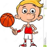 Boys Youth Basketball Reminder