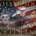 Football Honors Veterans