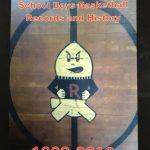 Boys Basketball Record Book