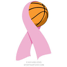 Lady Bombers Fight Cancer
