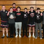 Bombers advance 6 at  IHSAA Wrestling Regional