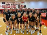 Girls 8th Grade Volleyball beats Benton Central (a/b) 2 – 1