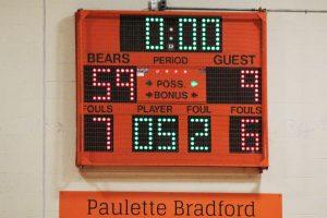 Bears vs. Leechburg 1-2-2020