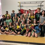 Senior Night at Swim!