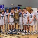 January Team of the Month: PJHS 8th Grade Boys Basketball