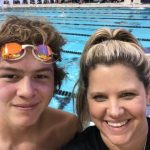 Victor Lane impresses at State Swim Meet