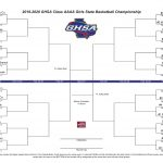 GHSA State Basketball Playoffs