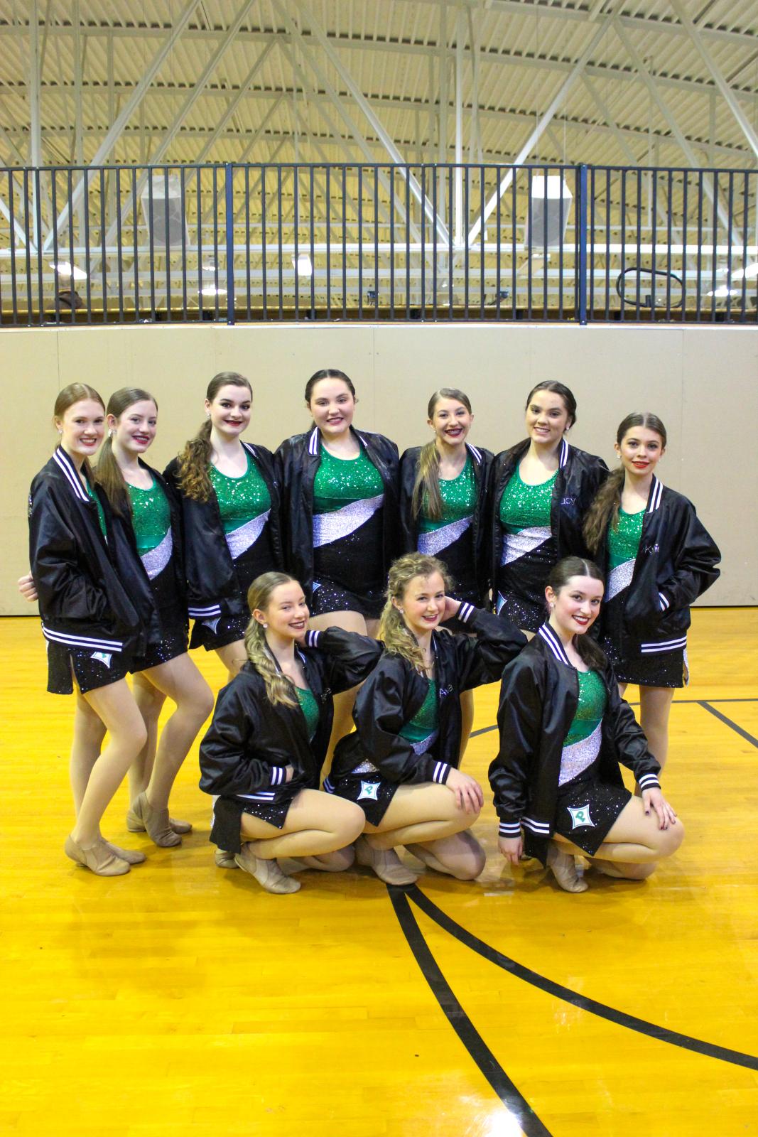 Dance Team 2021 Season