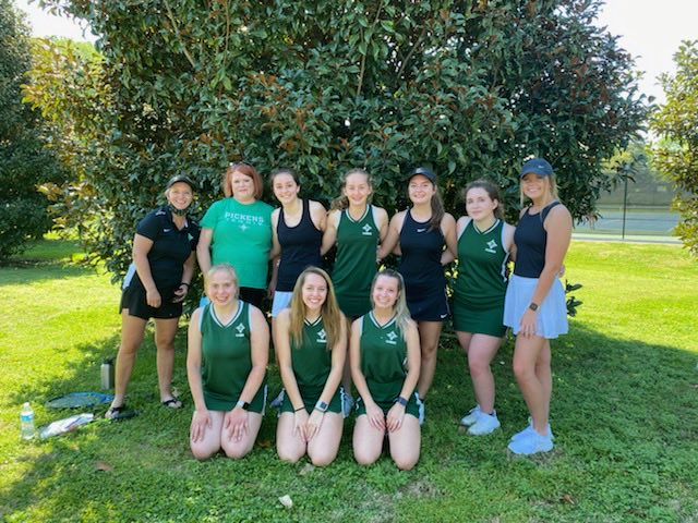 Congratulations to our Varsity Girls Tennis team