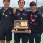 2019 Boys' State Tennis (2nd place team)