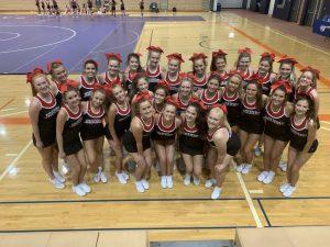2019-2020 Varsity Cheer