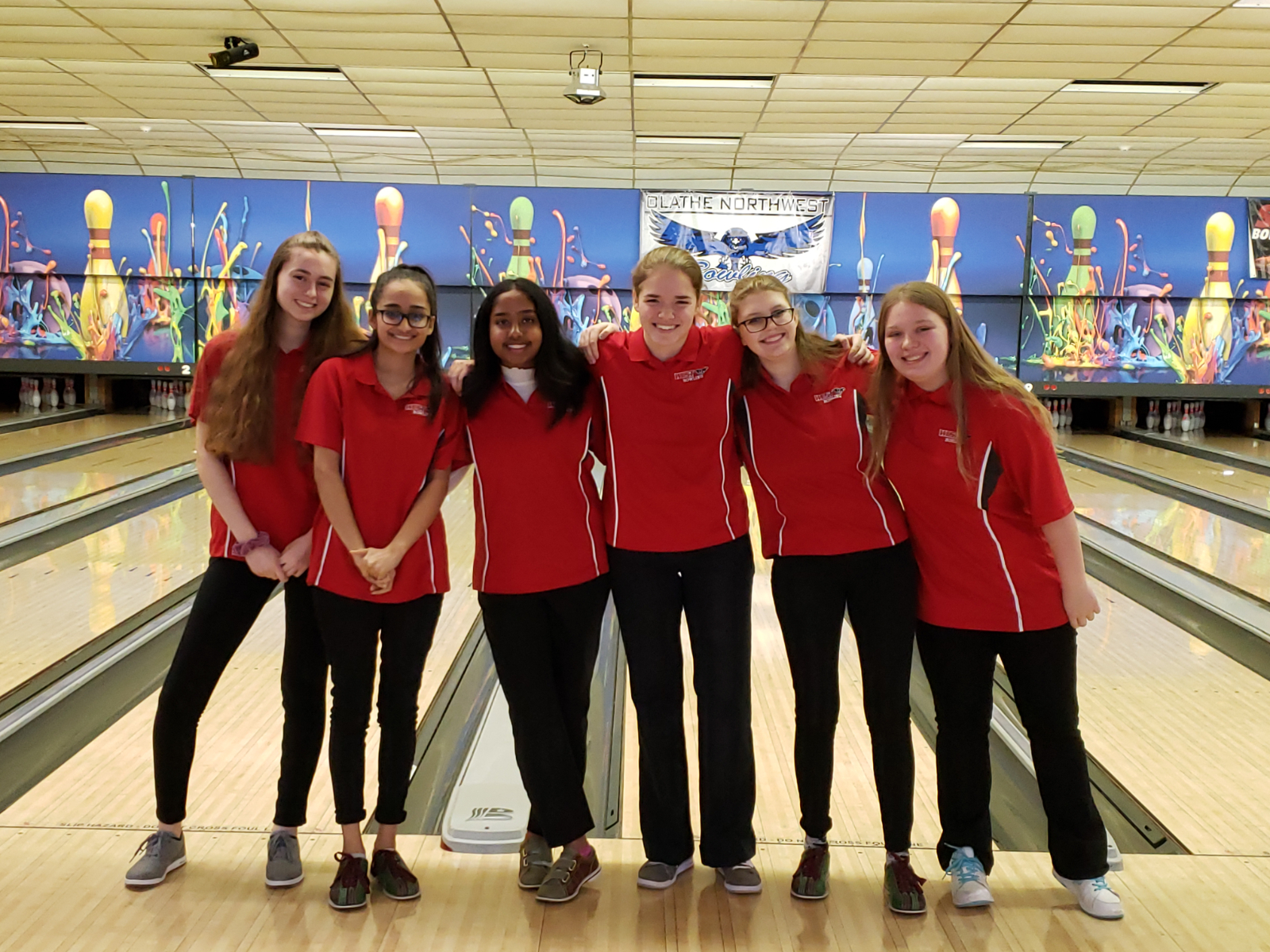 Girls' Bowling