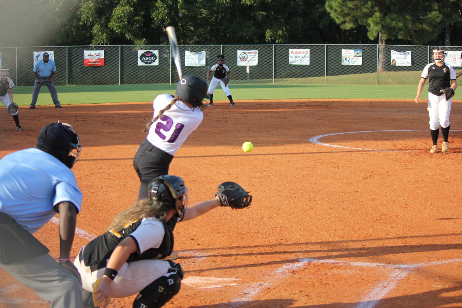 SOFTBALL vs PEACH COUNTY