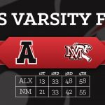 Varsity @ALX_GBasketball Come from Behind for the WIN!