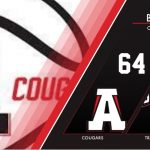 Boys Varsity Basketball beats Tri-Cities 64 – 57