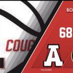 Boys Varsity Basketball beats Oxford 68 – 66