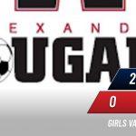 Girls Varsity Soccer falls to North Paulding 2 – 0
