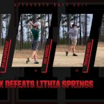 Boys Varsity Golf defeats Lithia Springs