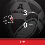 Boys Varsity Soccer beats Douglas County 3 – 0