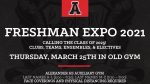 Class of 2025, Check out the Freshman Expo Guide