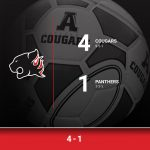 Boys Varsity Soccer beats Chapel Hill 4 – 1