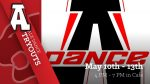 @ALXDanceTeamTryouts begin May 10th