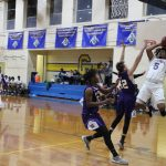 Boys Varsity Basketball beats Ware Shoals 61 – 49