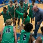 Legion Collegiate basketball sweeps Lewisville, takes another step toward bright future