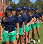 Women's Golf wins!