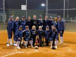 Softball sweeps Central Pageland