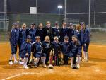 JV Softball sweeps double header at Cheraw