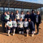 JV Softball wins Byrnes tournament