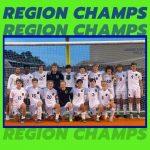 Boy's Soccer clinches a region championship