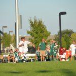 Soccer Photos Against Calvin
