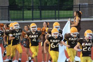 Zeeland East vs. Holland Christian JV Football August 23, 2012