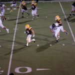 Zeeland East High School Football Varsity falls to Zeeland West High School 27-38