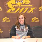 Emma Walters signs with Rochester College!
