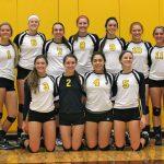 Zeeland East High School Girls Varsity Volleyball beat Reeths Puffer 3-0