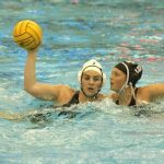 Zeeland East High School/Zeeland West High School Girls Varsity Water Polo beat Okemos High School 7-5