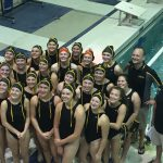 Zeeland East High School/Zeeland West High School Girls Varsity Water Polo beat Ann Arbor Huron High School 5-4