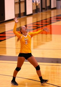 ZE Varsity Volleyball Byron Center Quad