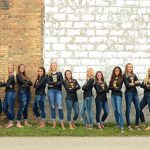 Zeeland East High School Girls Varsity Volleyball ties Multiple Opponents 2-2